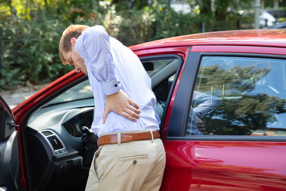Hip and Pelvic Pain after Car Accident